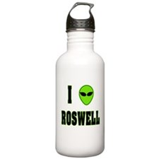 I Love Roswell Water Bottle