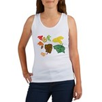Autumn Leaves Women's Tank Top