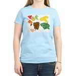 Autumn Leaves Women's Light T-Shirt