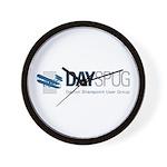DAYSPUG Wall Clock