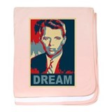 RFK DREAM Artistic baby blanket