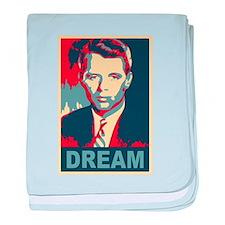 RFK DREAM Artistic baby blanket