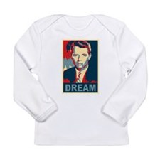 RFK DREAM Artistic Long Sleeve Infant T-Shirt