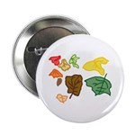 "Autumn Leaves 2.25"" Button (100 pack)"