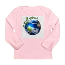 Funny Emma Long Sleeve Infant T-Shirt