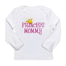 Princess Mommy Long Sleeve Infant T-Shirt