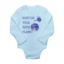 Nurture Your Planet Earth Day Long Sleeve Infant B