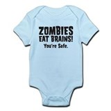 Zombies Eat Brains! You're sa Onesie