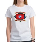 Tennessee Flag Women's T-Shirt