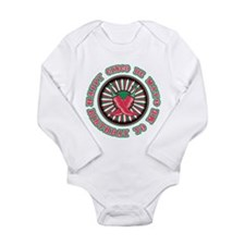 Happy Cinco de Mayo Bi Long Sleeve Infant Bodysuit
