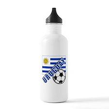 URUGUAY Soccer Team Water Bottle