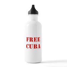 Free Cuba Water Bottle