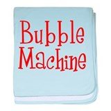 Baby Bubble Machine baby blanket
