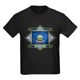 Idaho Flag T