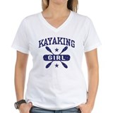 Kayaking Girl Shirt