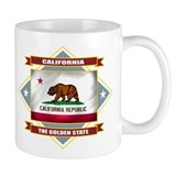 California Flag Mug