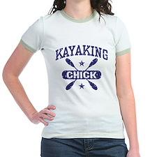 Kayaking Chick T