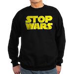 Stop Wars Sweatshirt (dark)