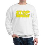 Stop Wars Sweatshirt
