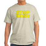 Stop Wars Light T-Shirt