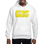 Stop Wars Hooded Sweatshirt