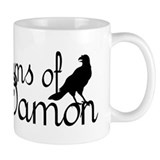 Sweet Dreams of Damon PJs Small Mug