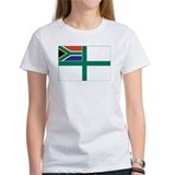 South Africa Naval Ensign Tee