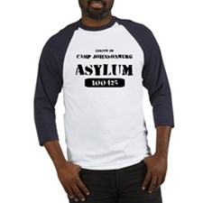 Asylum - Cear Baseball Jersey