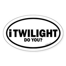 i Twilight do you? euro Decal