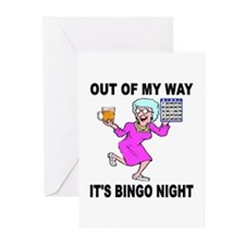 JACKPOT COMING Greeting Cards (Pk of 10)