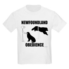 Newfoundland Open Obedience T-Shirt
