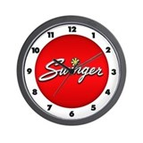 Swinger Wall Clock