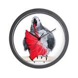 Cool Hookbill Wall Clock