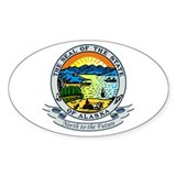 Alaska State Seal Decal