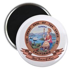 California Seal Magnet