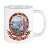 California Seal Mug