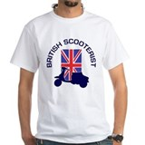 British Scooterist Shirt