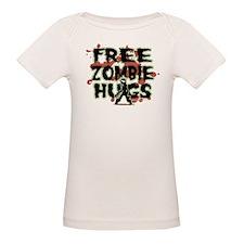 Free Zombie Hugs Tee
