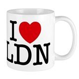 London Small Mug