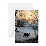 Cute Amish Greeting Cards (Pk of 20)