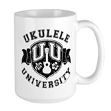 Ukulele University Coffee Mug