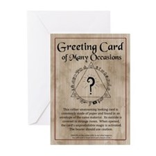 Greeting Card of Many Occasions (20 Pack)
