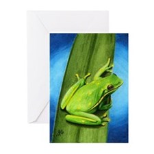 ACEO Frogs - Greeting Cards (Pk of 20)