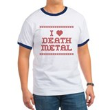 Heart Death Metal T