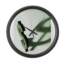 CPA Large Wall Clock