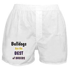 Bulldog Best of Breed Boxer Shorts
