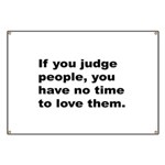 Quote on Judging People Banner
