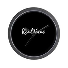 Realtime Wall Clock