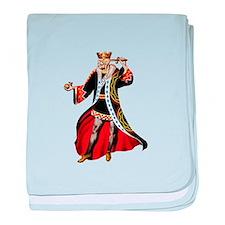 Suicide King baby blanket