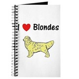 Love Blondes Journal
